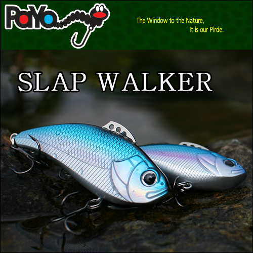 SLAP-WALKER 70mm, 17g, Sinking