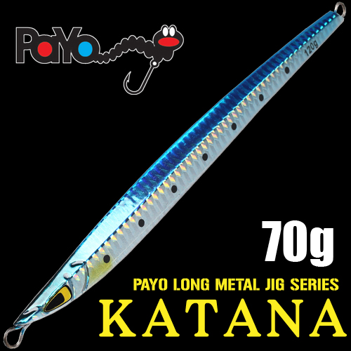 KATANA Long Metal Jig 70g
