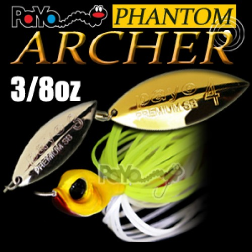 PHANTOM ARCHER 3/8oz Double Willow
