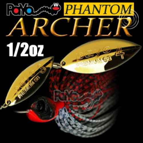PHANTOM ARCHER 1/2oz Double Willow
